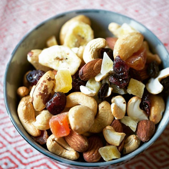 healthy snacks for uni students